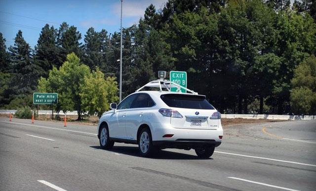 Carro Autônomo do Google já se envolveu em 11 acidentes