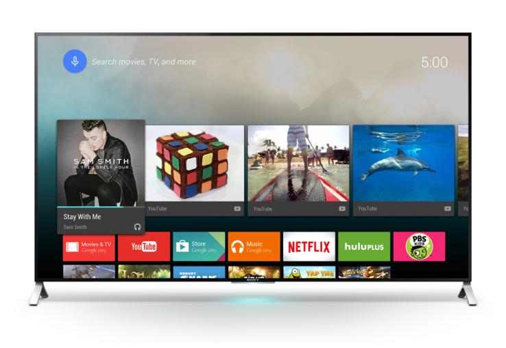 Sony apresenta sua Android TV no Brasil