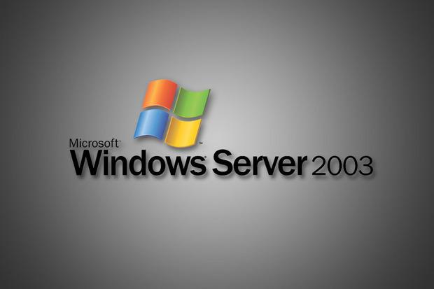 Fim do suporte ao Windows Server 2003 em Julho
