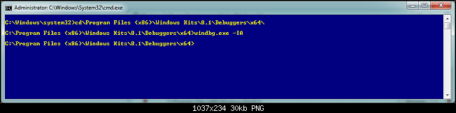 Instalando e Configurando WinDBG