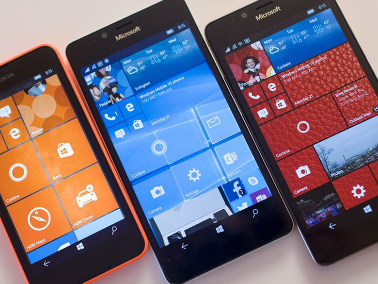 Phone Software Update - Windows Mobile